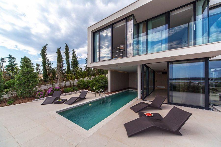 Villa Marieta s bazenom