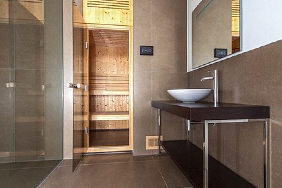 Sauna i kupaonica