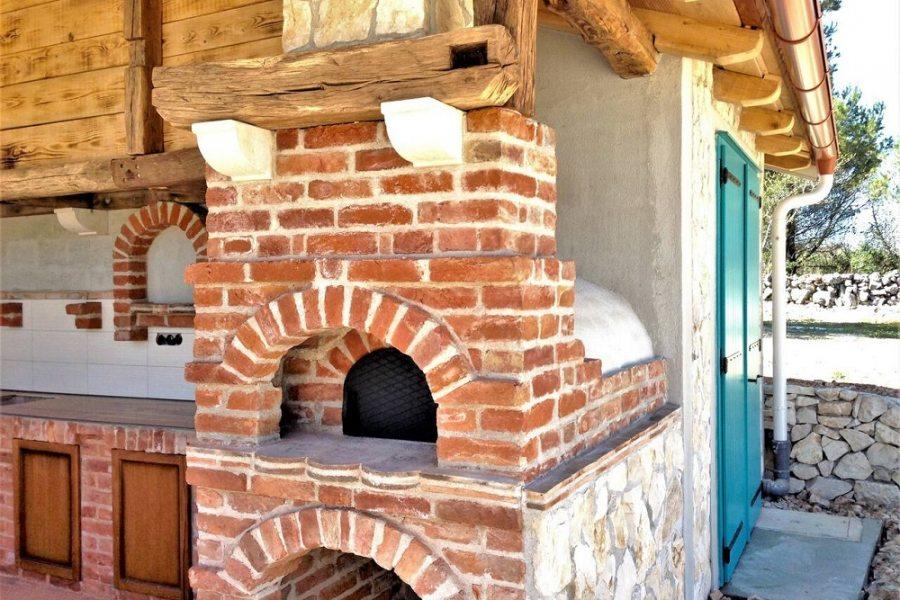 Vanjski prostor za roštiljanje