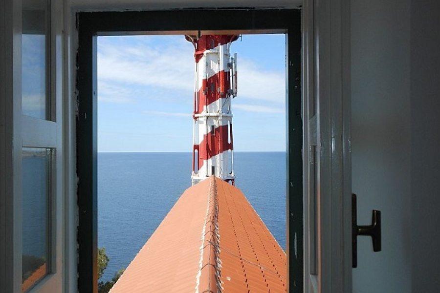 Pogled kroz prozor
