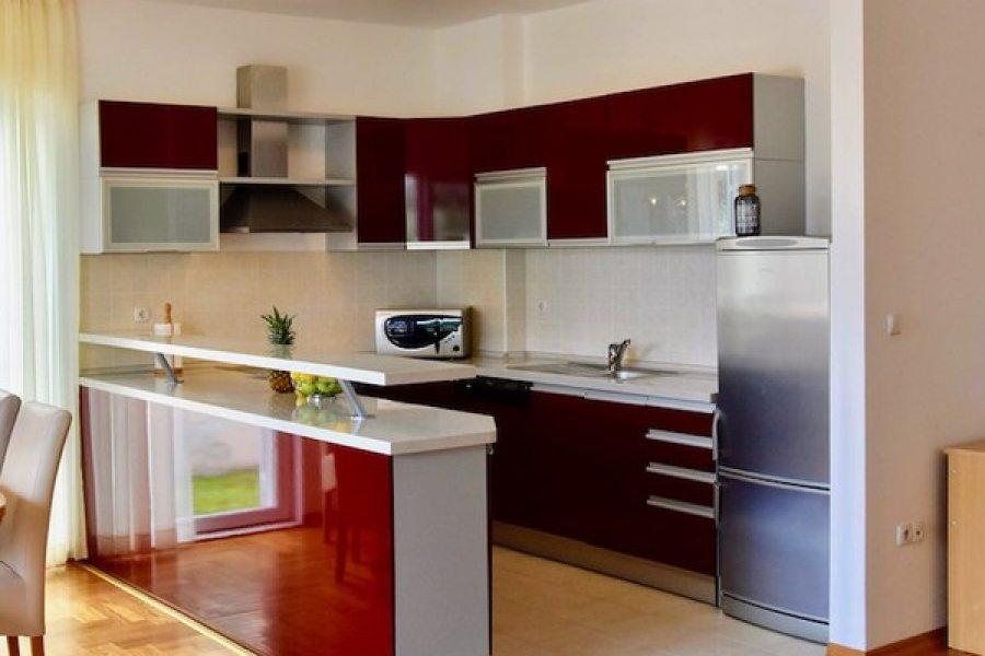 Apartment standard 4+2 - Kitchen