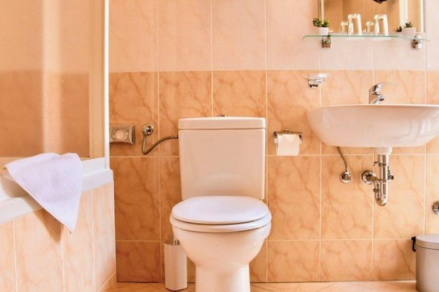 Apartment standard 4+2 - Bathroom