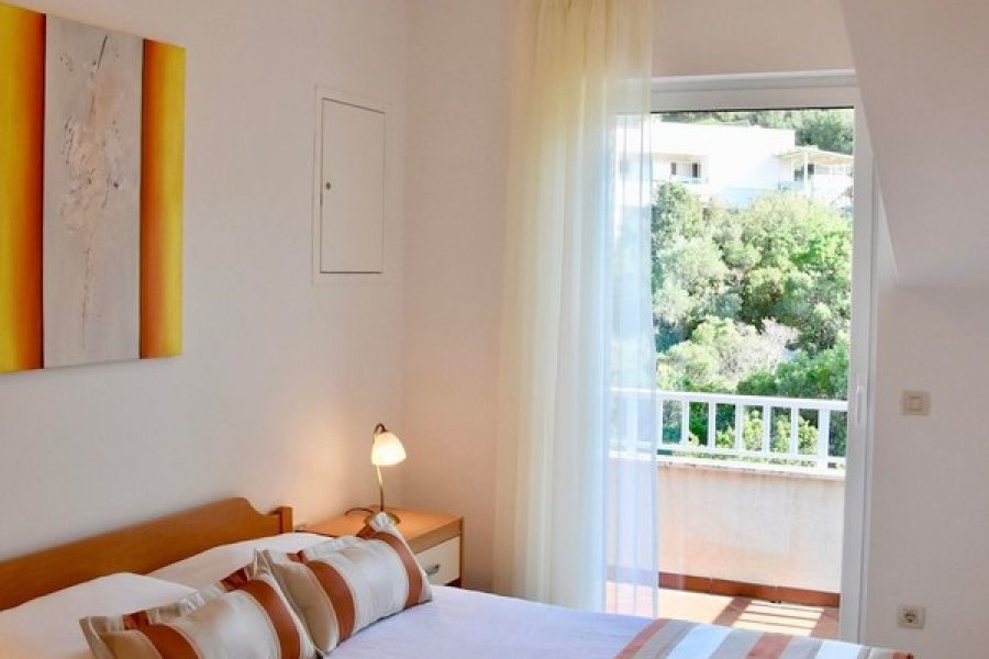 Apartment standard 6+2 - Double bedroom