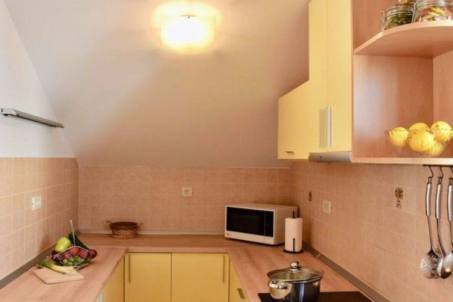 Apartment standard 6+2 - Kitchen