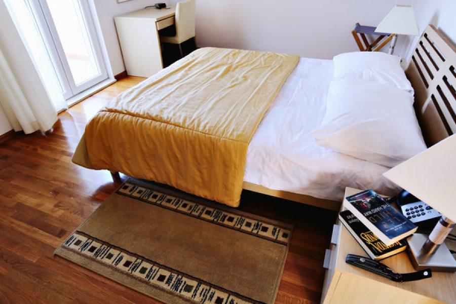 Apartment deluxe 4 pax - Bedroom