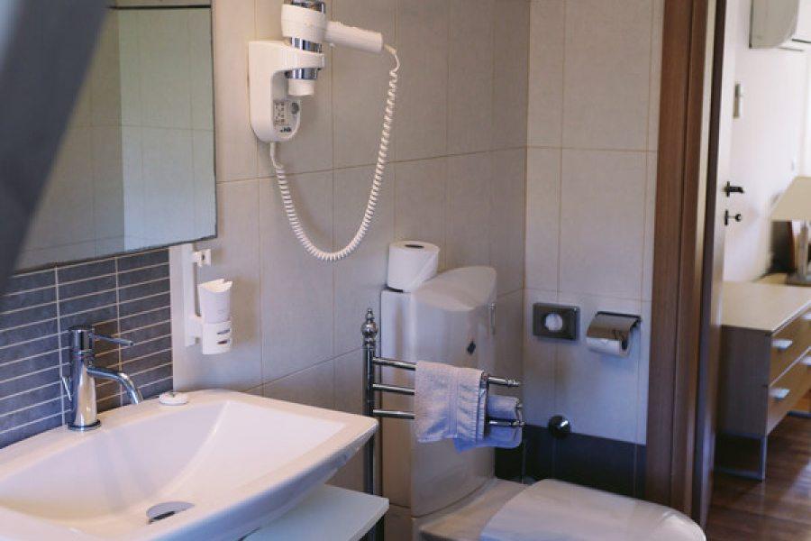 Apartment deluxe 4 pax - Bathroom 2