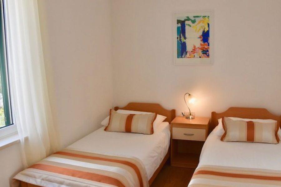 Apartment standard 4 pax - Twin bedroom