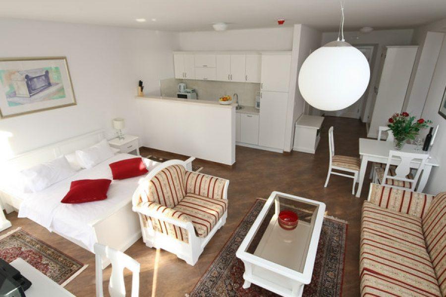 Comfort studio 2+1