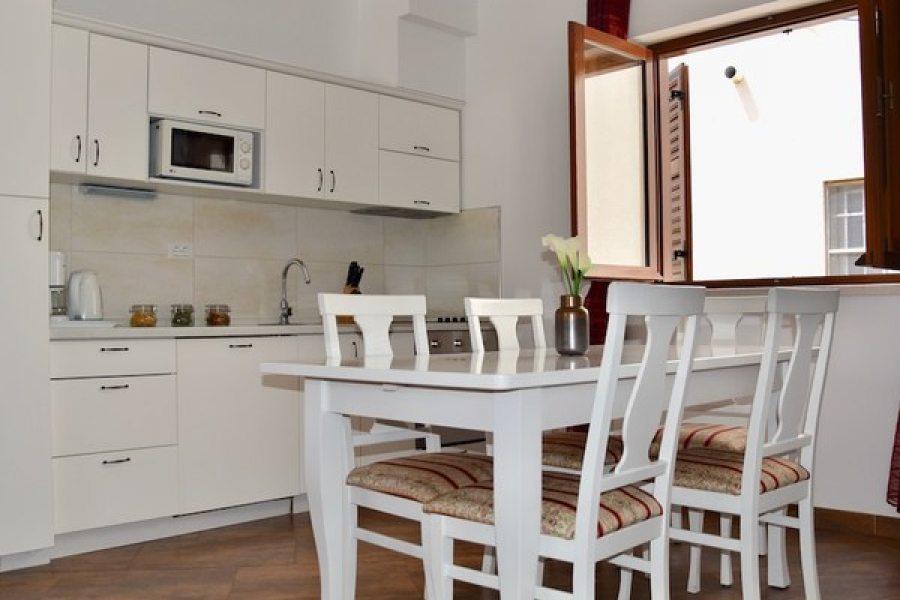 Kitchen  in 4+1 ap.