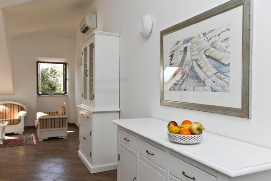 Interior of the apartment 4+1
