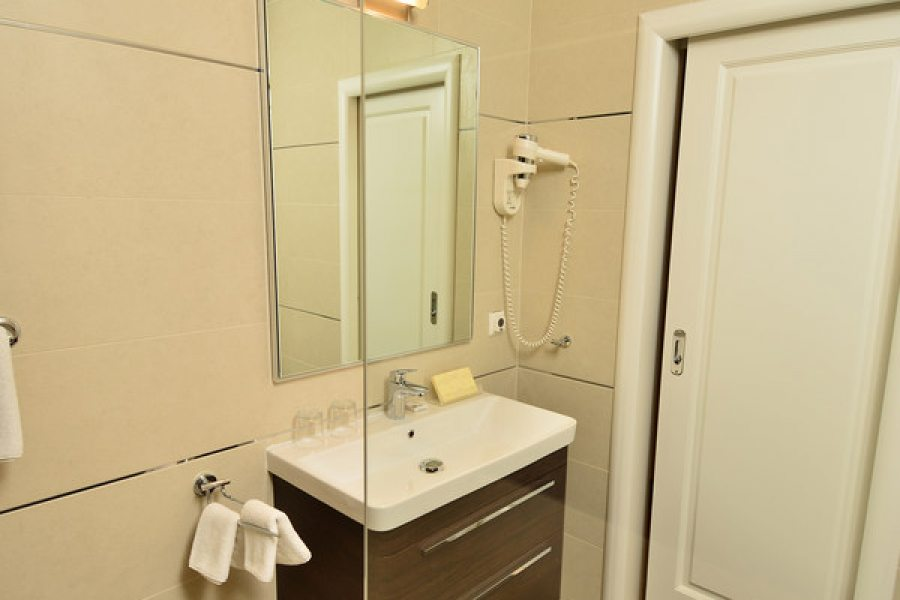 Superior studio apartment - Bathroom