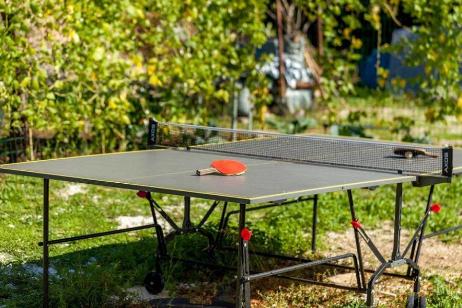 Table tennis